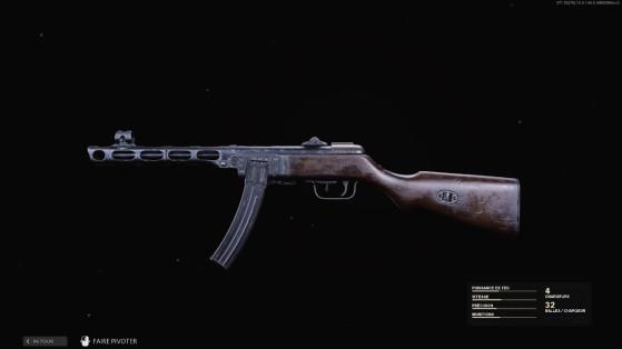 Black Ops Cold War: La mejor clase de la PPSH-41 para el multijugador, el subfusil de la temporada 3