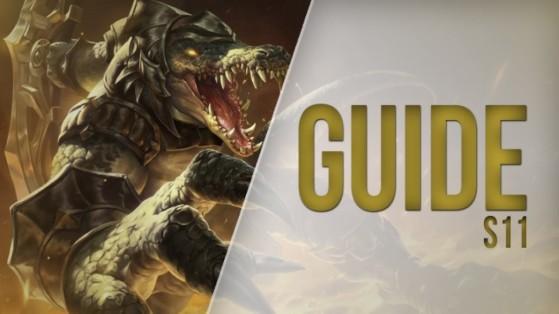 LoL - Guía Renekton Top: Builds, runas, trucos y consejos
