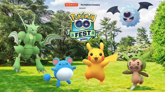 Pokémon GO: Niantic planea un nuevo Pokémon GO Fest excepcional para este 2021