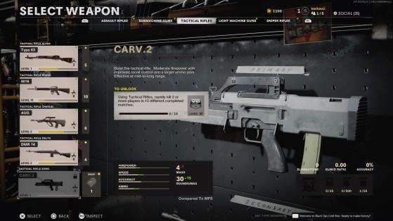 Captura de CharlieIntel. - Call of Duty Warzone