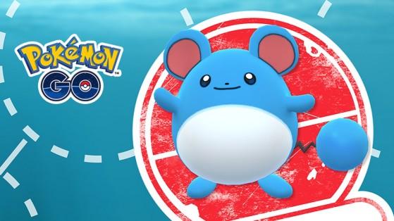 Pokémon GO: Marill es la estrella de la investigación limitada de mayo
