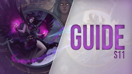 LoL - Guía Morgana Jungla: Builds, runas, trucos y consejos