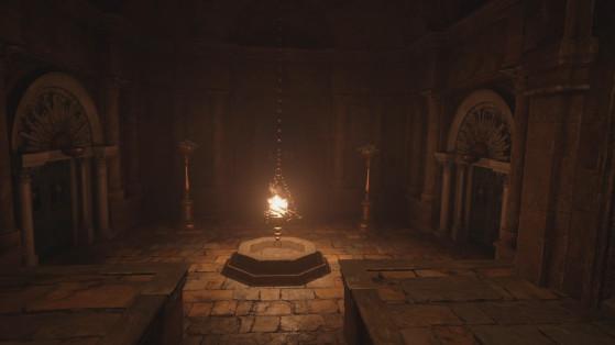 Resident Evil Village: Cómo conseguir el tesoro Dimitrescu Dorada y completar el puzle de antorchas