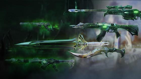 Valorant: Skins Tethered Realms, la nueva colección que completará una inesperada trilogía