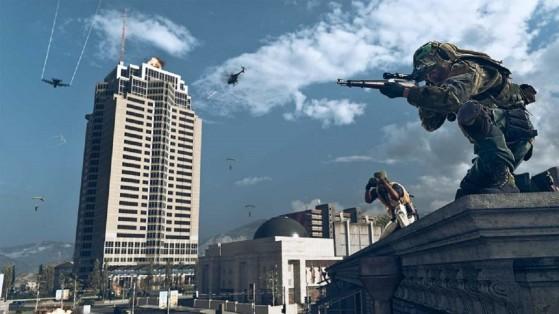 Warzone: Cómo abrir la cámara secreta del Nakatomi Plaza en la Temporada 3 Reloaded