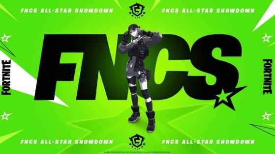 FNCS All-Star Showdown: fechas, información, clasificaciones y resultados