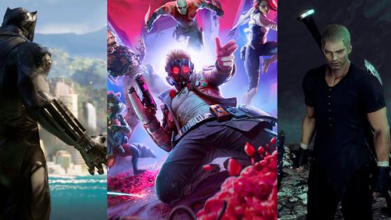 E3 2021: Todos los anuncios, tráilers y novedades de Square Enix. ¡Guardianes de la Galaxia!