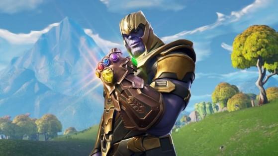 Fortnite: Notas del parche 17.10. Con la llegada de la Nave Nodriza, la skin de Thanos y más eventos