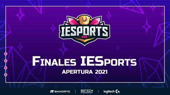 IESports MX 2021: Estos fueron todos los ganadores de las competencias
