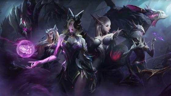 El próximo evento llegará cuando termine el Aquelarre - League of Legends