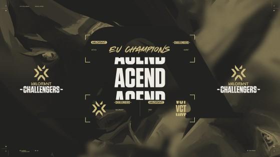 Valorant: Acend se impone a G2 en el Challengers y presenta candidatura para los playoffs de EMEA