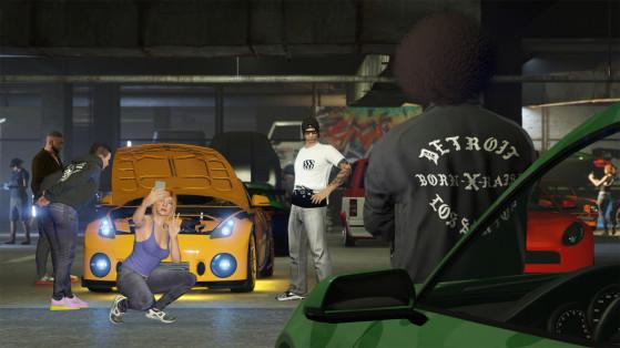 GTA Online: Los Santos Tuners, todos los detalles sobre la gran expansión de Grand Theft Auto