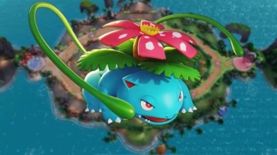 Pokémon Unite: Guía de Venusaur. Mejores objetos, ataques y consejos