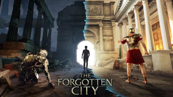 Análisis de The Forgotten City - PS5, XBS, PS4, Xbox One y PC - Baptisterios romanos temporales