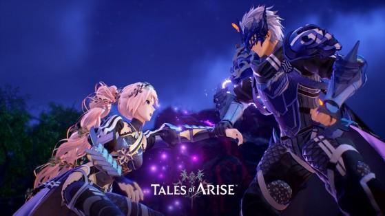 La historia de Shionne y Alphen muestra una evolución muy prometedora - Tales of Arise