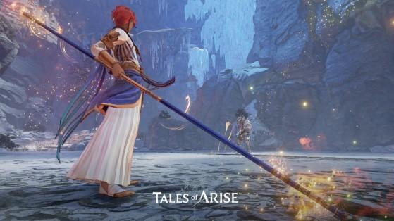 El sistema de combate y el apartado gráfico llegan con grandes mejoras - Tales of Arise