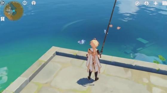 Genshin Impact: Guía de pesca y todos los consejos para ser el Rey Pescador del juego de MiHoYo