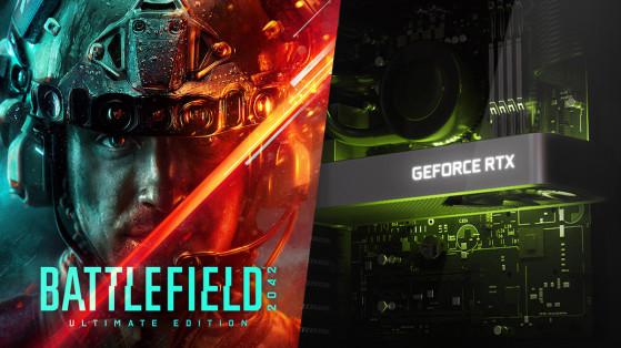 Nvidia regala Battlefield 2042 por cualquier compra de PC con tarjeta gráfica Nvidia GeForce RTX 30