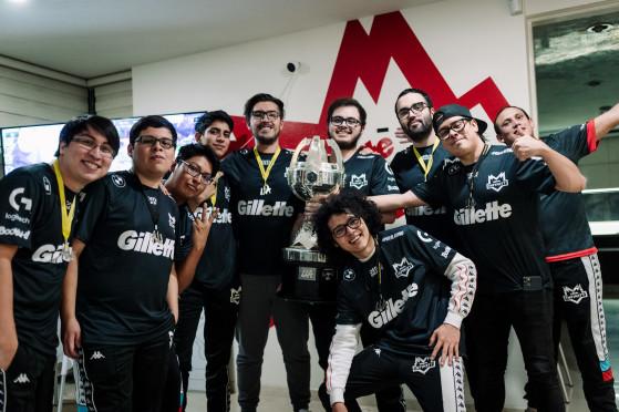 LLA Clausura 2021: Infinity Esports se adueña de casi todos los premios