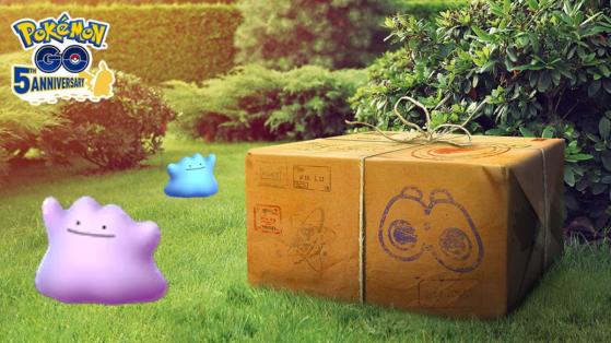 Pokémon GO: Ditto, el premio de las investigaciones de campo para el mes de septiembre de 2021
