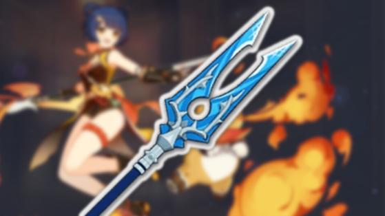 Genshin Impact - La Captura: ¿Cómo obtengo este arma gratis de 4 estrellas?