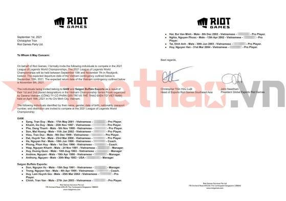 Riot Games invitó a los dos finalistas del pasado Summer Split... - League of Legends