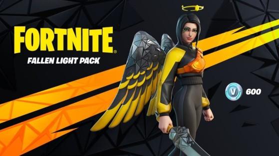 Fortnite: El paquete de Luz Caída está disponible en la tienda del 20 de septiembre de 2021