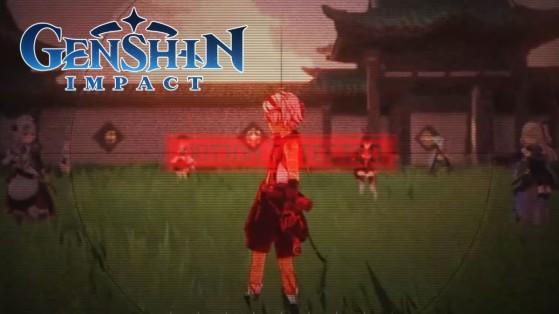 Genshin Impact: La parodia de la comunidad que lo convierte en El juego del calamar