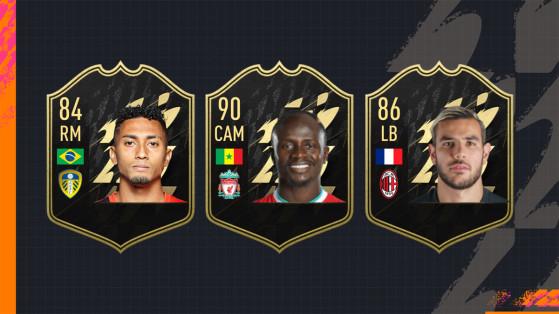 FIFA 22 - TOTW 4: Así es el nuevo equipo de la semana con Mané y Theo como líderes