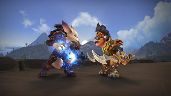 World of Warcraft: Nuevas razas en la actualización 8.3