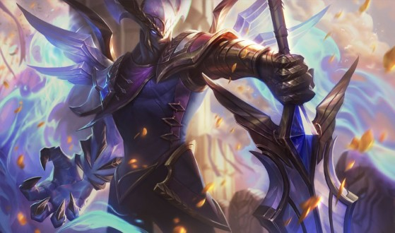 LoL: Aatrox Victorioso, recompensas de final de la temporada 9 de League of Legends