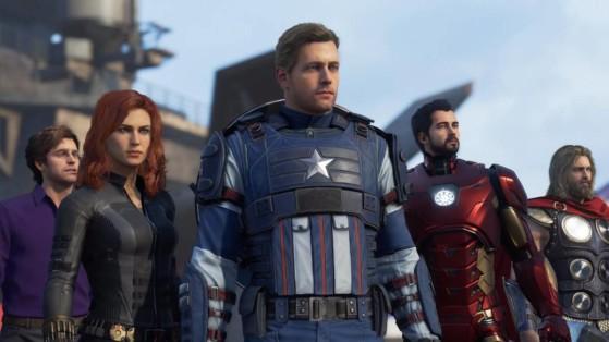 El juego de Marvel's Avengers se retrasa hasta septiembre