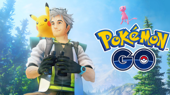 Pokémon GO: Cómo capturar a Mew