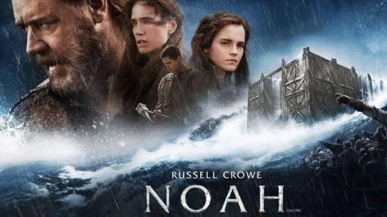 Estrenada en España bajo el nombre de Noé, Noah fue protagonizada por Russell Crowe - Fortnite : Battle royale