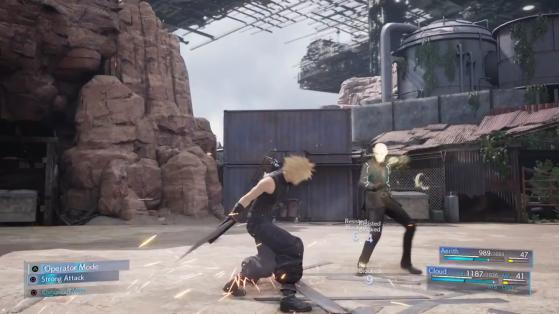 Versión 2020 - Final Fantasy 7 Remake