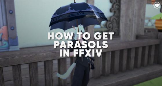 FFXIV: cómo conseguir los paraguas en el Parche 5.21
