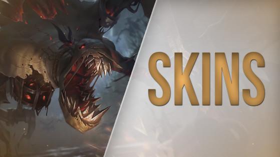 LoL: Todas las skins y aspectos del rework de Fiddlesticks