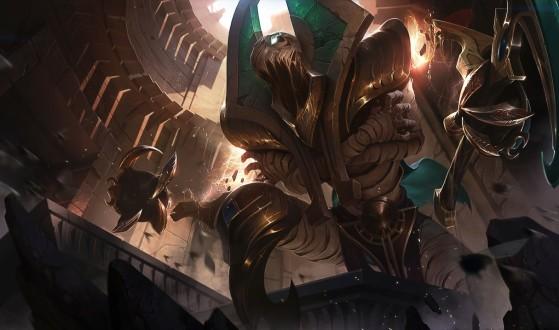 Viejo. - League of Legends