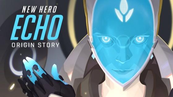 Overwatch: Presentado Echo, un nuevo héroe para Overwatch