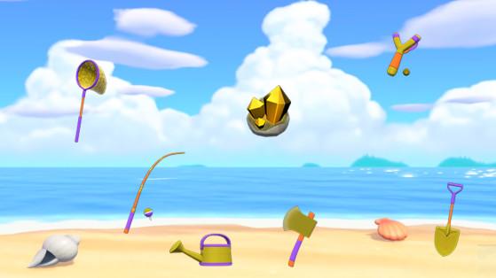 Animal Crossing New Horizons: ¿cómo conseguir las herramientas de oro?