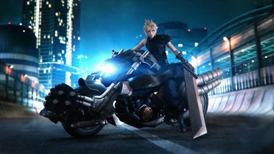 Final Fantasy VII Remake: Motorbola, el jefe de la autopista