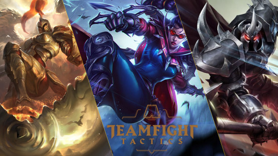 Guía de composiciones de TFT:  Cazadores Caballeros en Teamfight Tactics
