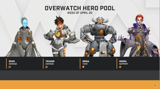 Overwatch: Jeff Kaplan da detalles sobre el funcionamiento del sistema Hero Pool