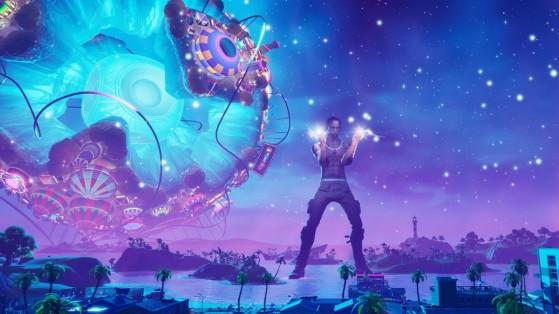 Fortnite x Travis Scott: El rapero consigue reunir 28 millones de espectadores en sus conciertos