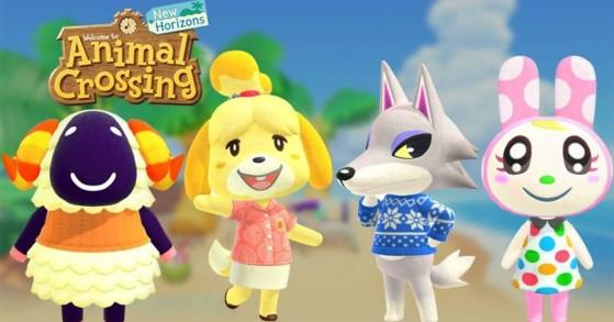 Animal Crossing: New Horizons - Todas las personalidades de sus vecinos y personajes