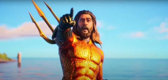 Fortnite: Aquaman es el nuevo superhéroe de la temporada 3, ¡toca conquistar los mares!