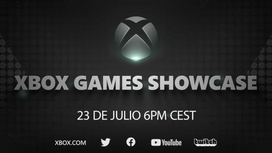 Xbox Game Showcase mostrará el 23 de julio los juegos que llegarán a Xbox Series X