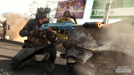 Modern Warfare Warzone - Temporada 5: Estas serían sus novedades y hoja de ruta, según un arte falso