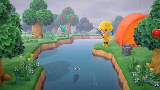 Animal Crossing New Horizons: Lista de peces de agosto en los hemisferios norte y sur