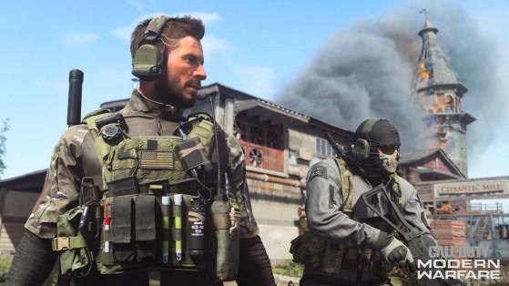 Modern Warfare Warzone: El parche de la Temporada 5 ya se puede descargar en PS4